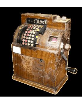 Retro Cash Register