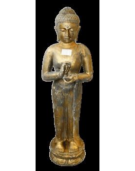 Standing Stone Goddess Buddha