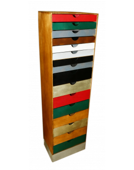 Chest With 16 Drawers