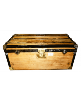 Old Flat Trunk