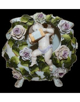 Bouquetière Porcelaine...